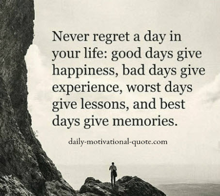A Daily Motivational Quote Can Change Your Life Interesting Motivational Quote Of The Day