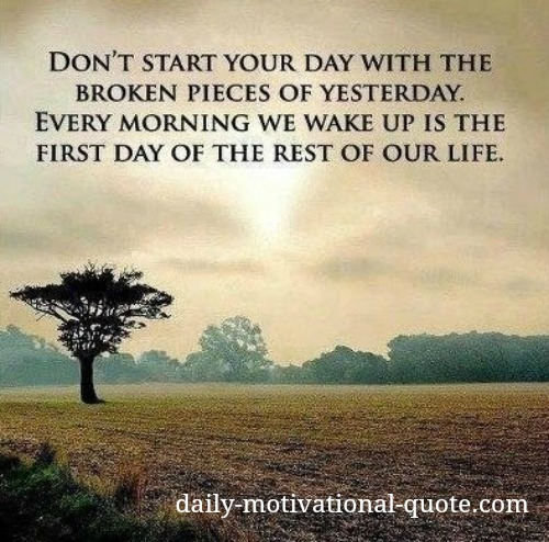 Inspirational Daily Quotes Life Beauteous World Daily Inspirational Quote  Inspiring Quotes And Words In Life