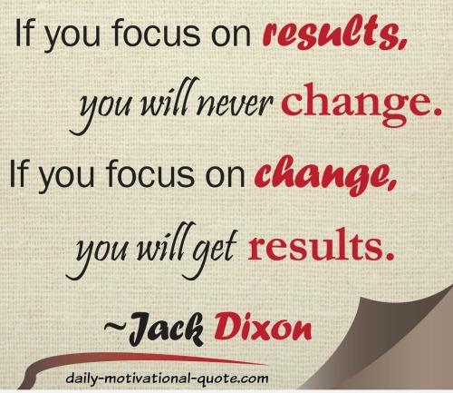 people change feelings change quote