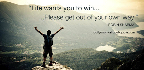 A Daily Motivational Quote Can Change Your Life Simple Daily Inspirational Thoughts